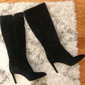 Sam Edelman Black Knee High Boots